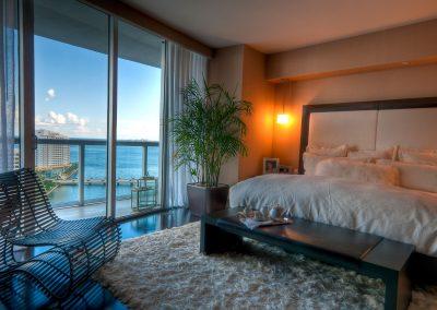 Renolux Design Luxury Condo Renovation Toronto Bedroom